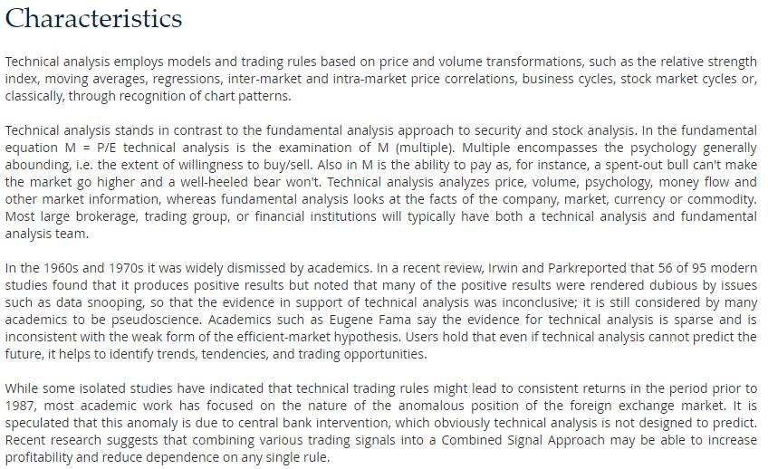 Analysis Watch | Technical Analysis