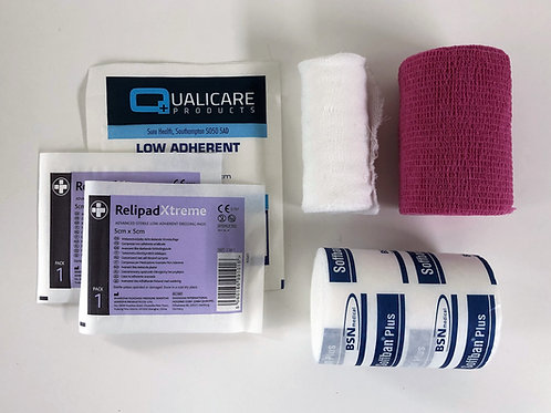 Basic Bandage Kit (Top-up or Refill)