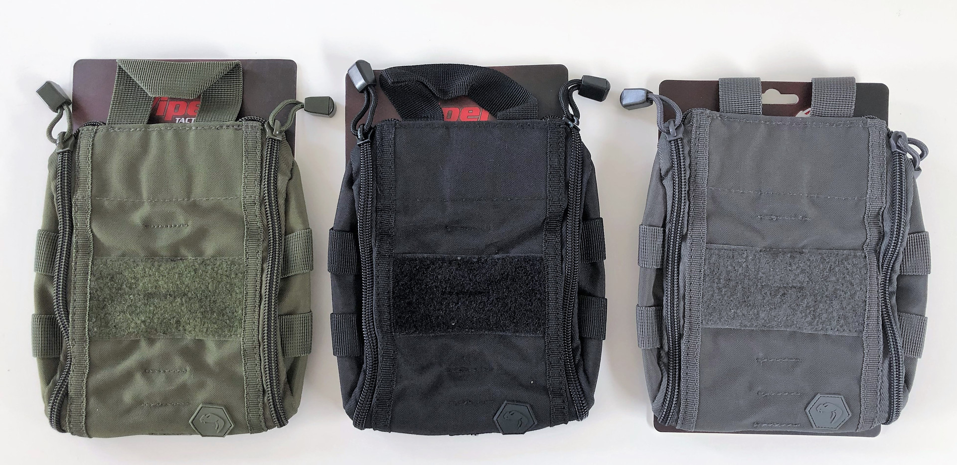 Working Dog Kit Colour Options