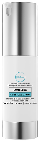 EllaDerm Complete All-In-One Cream