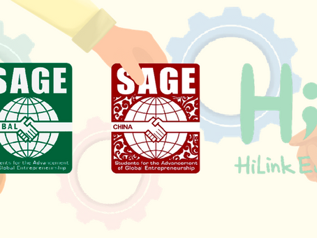 News: HiLink Education and SAGE Work to Promote Youth Entrepreneurship
