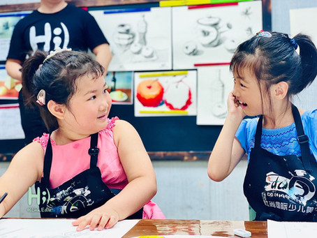 HiLink Partners With DuShang Art School to Revolutionize Art Education