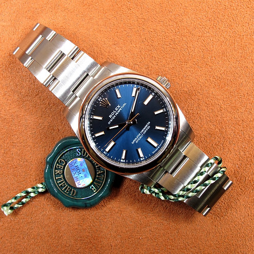 Rolex Oyster Perpetual 34mm 124200