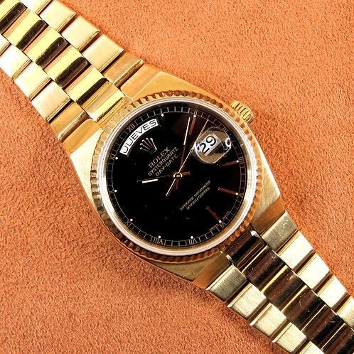 Rolex Day-Date Oysterquartz 19018
