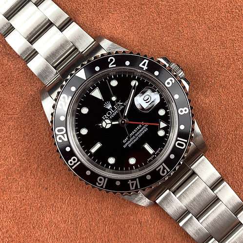 Rolex GMT-Master 16710 LN