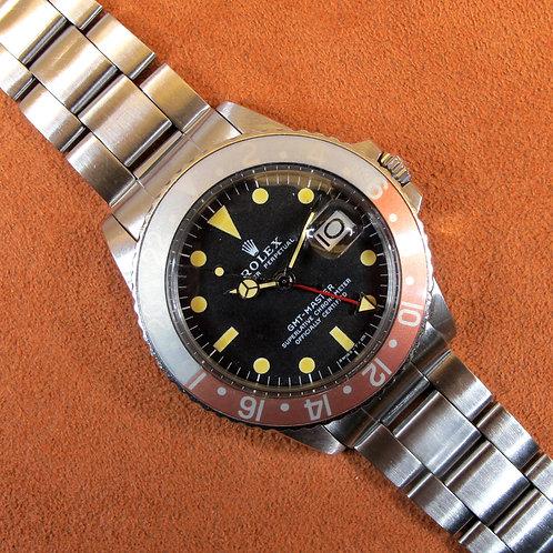 Rolex GMT-MASTER 1675 MKII