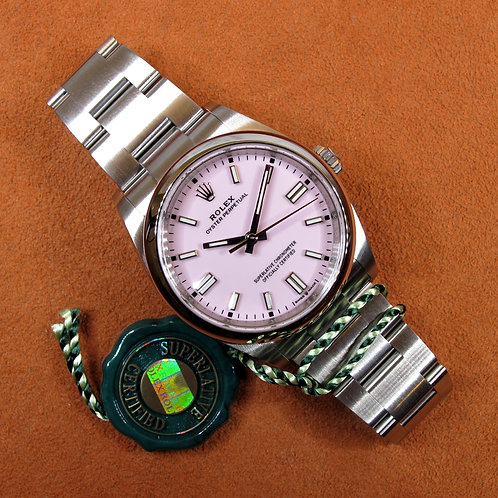 """Rolex Oyster Perpetual  126000 """"OP36"""""""