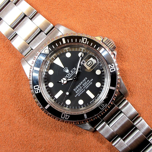 "Rolex Submariner 1680 ""Mark III"""