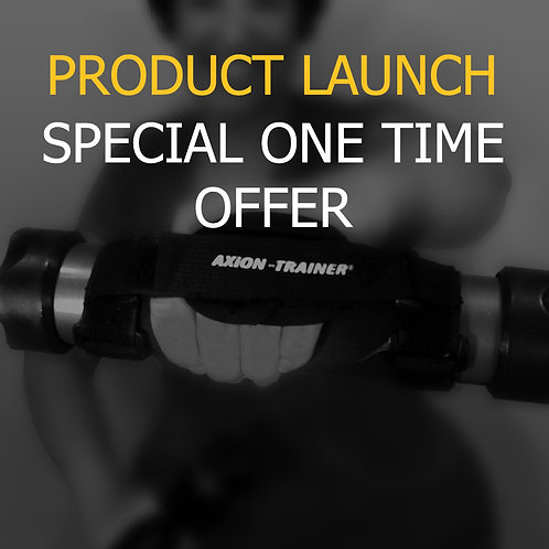 Product Launch Special One Time Offer