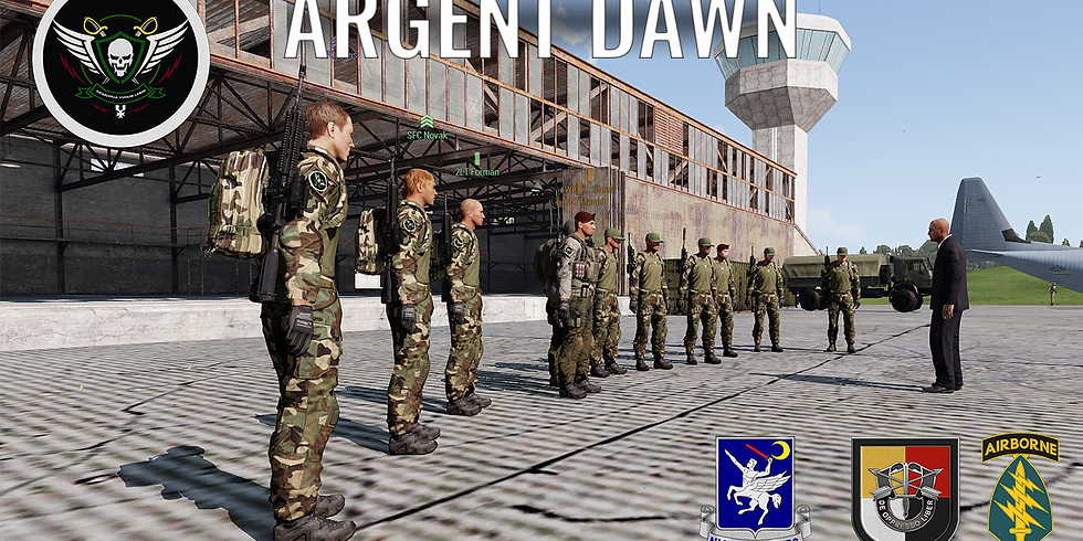 ARGENT DAWN OP 6