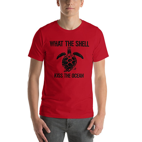 WHAT THE SHELL TEE