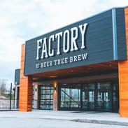 Beer Tree Brewhouse Welding