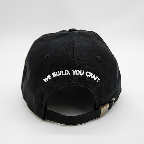 Ultimate Brew Service Dad Hat Back View.