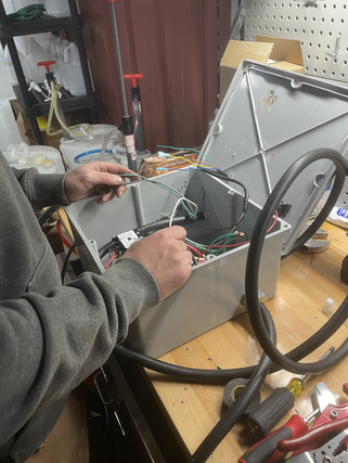 Building a Custom Control Box