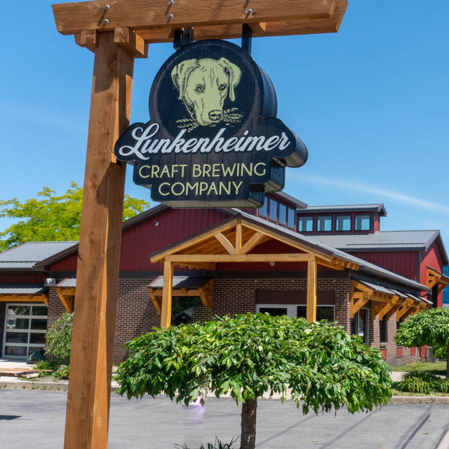 Lunkenheimer Craft Brewing Glycol Line Install