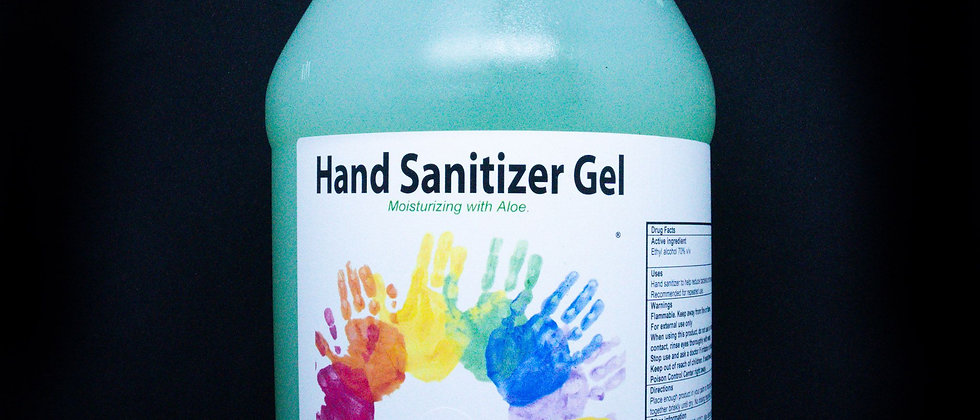 1gal Gel Hand Sanitizer