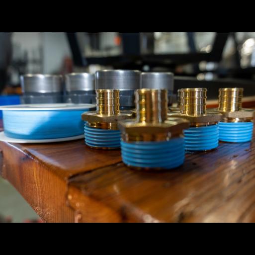 Plumbing PEX Fittings & Tape