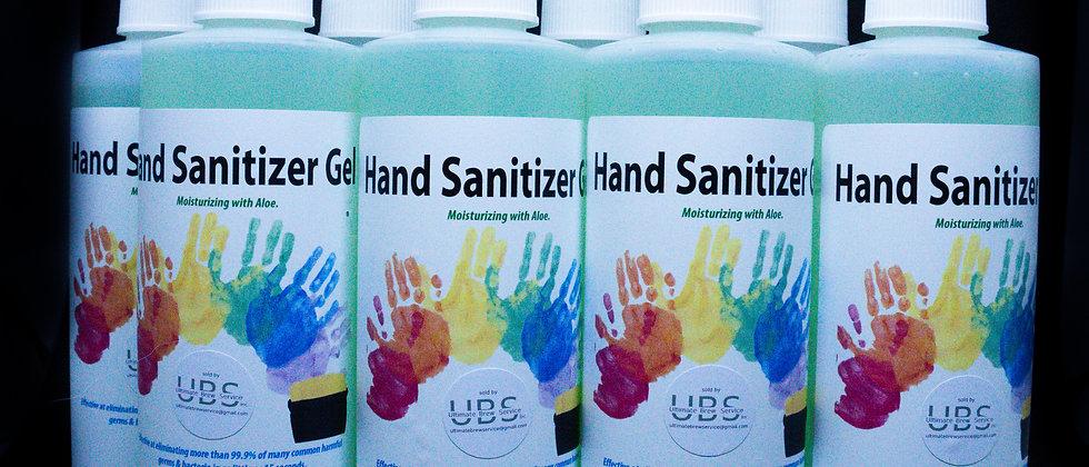 8oz Gel Hand Sanitizer Case