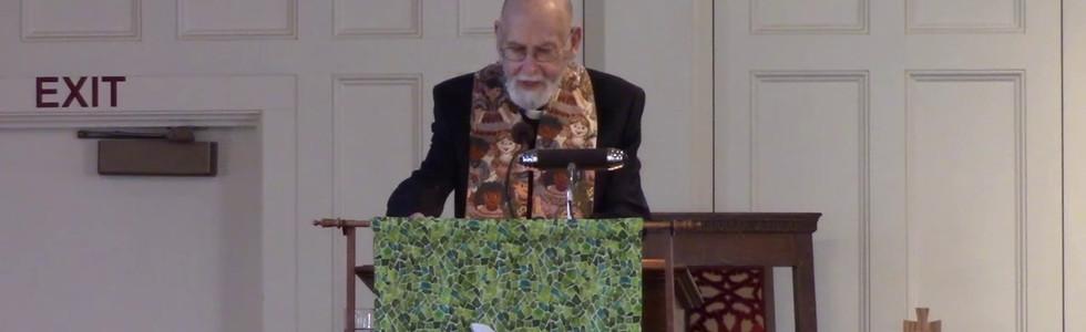 February 16, 2002 - Rev. Bob Richardson