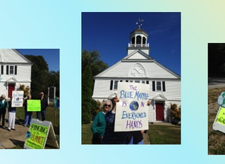 Goal: eliminate single use plastics at the Federated Church