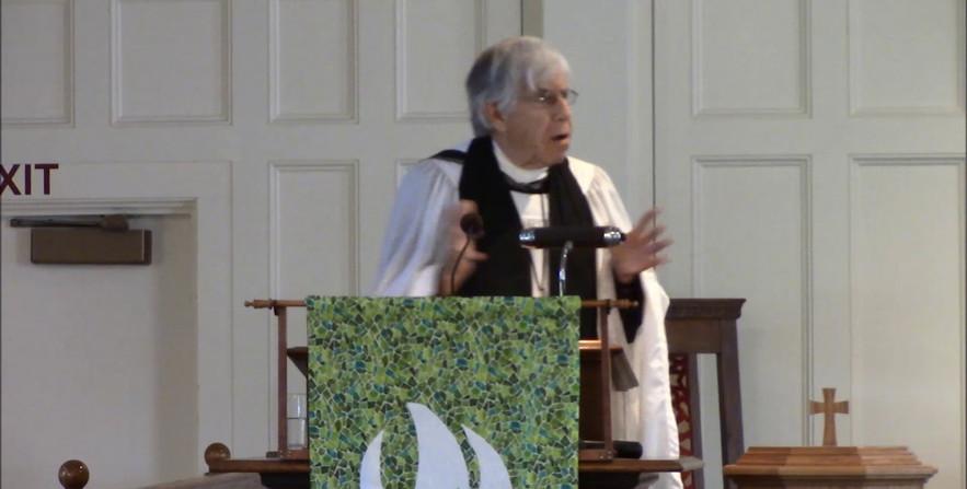June 23, Rev. Russ Allen