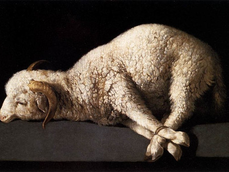 The Ultimate Passover Lamb