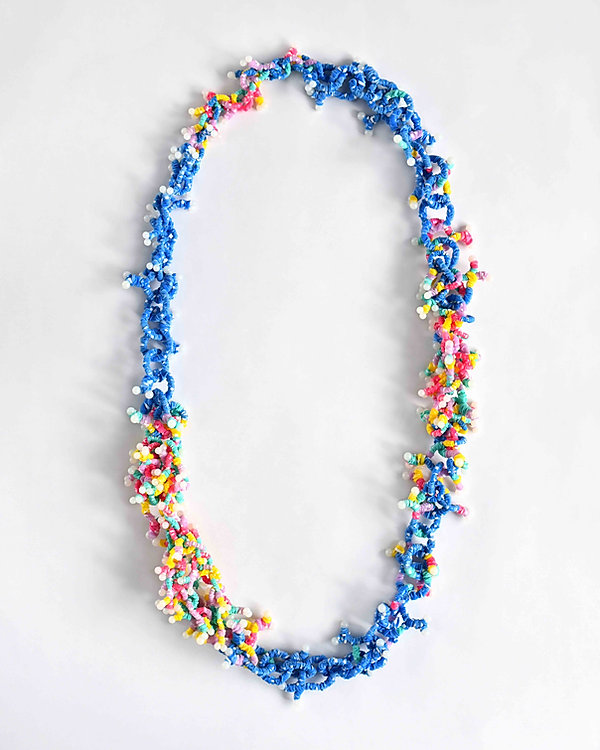 Under The Blue necklace Asami Watanabe 0