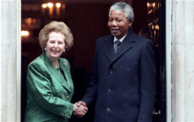 First, Break All the Rules: Management Lessons From Mandela