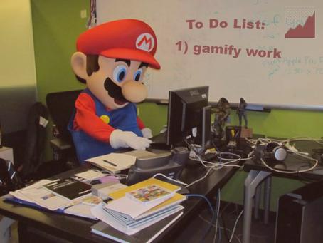 Making Work a Game