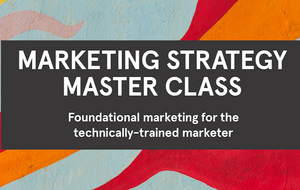 Click this to go to the Marketing Strategy Master Class page.