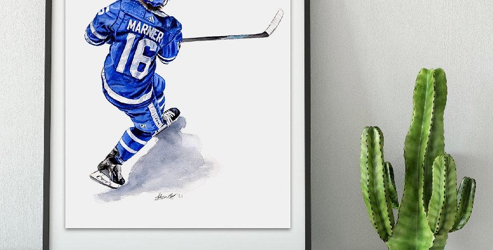 Mitch Marner - Print