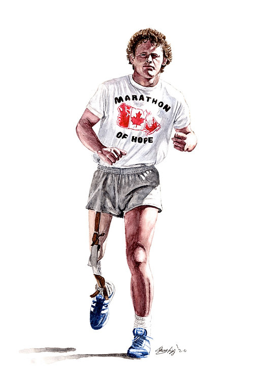 TERRY FOX - ORIGINAL