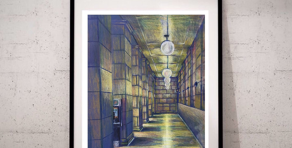 Union Station - Print