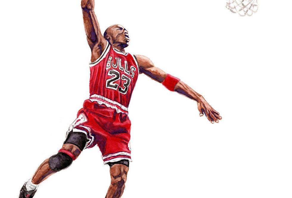 Michael Jordan - Print