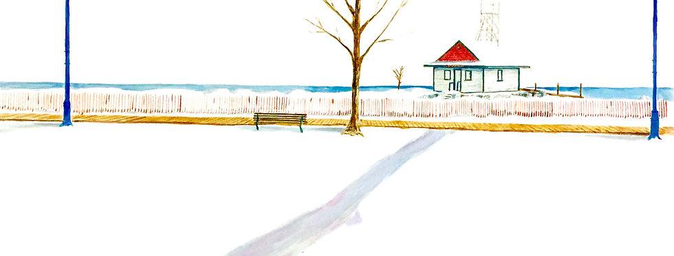 Cold Winter - Print