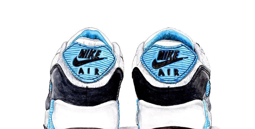 Nike Air Max 90 - Print