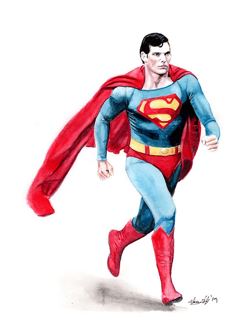 SUPERMAN - ORIGINAL