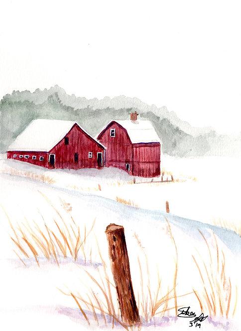 Farm Life - Print
