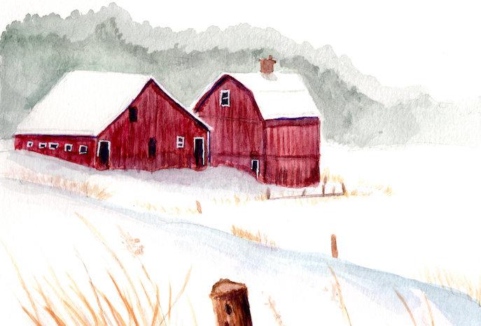 FARM LIFE - ORIGINAL