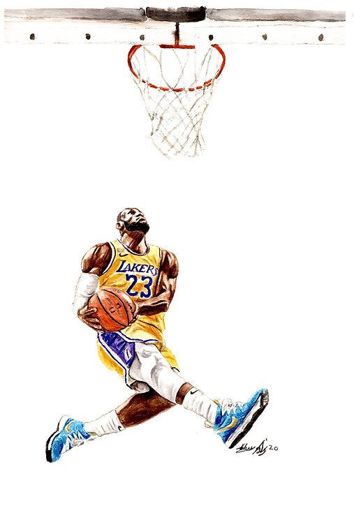 LEBRON JAMES - ORIGINAL