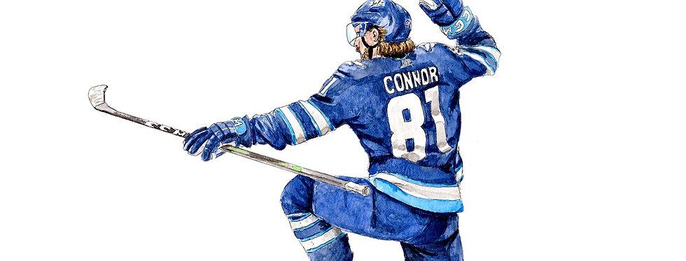 Kyle Connor - Print