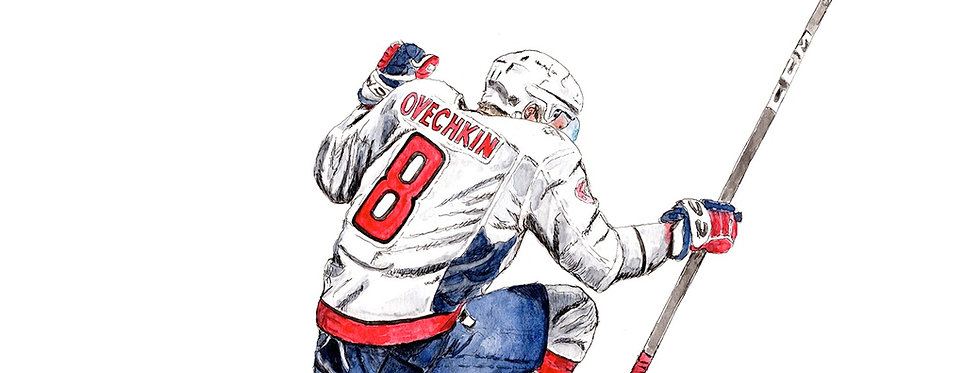 ALEX OVECHKIN - ORIGINAL