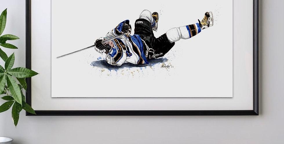 Alex Ovechkin - Print
