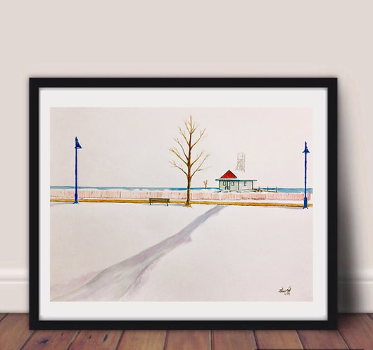 Leuty Cold Winter print