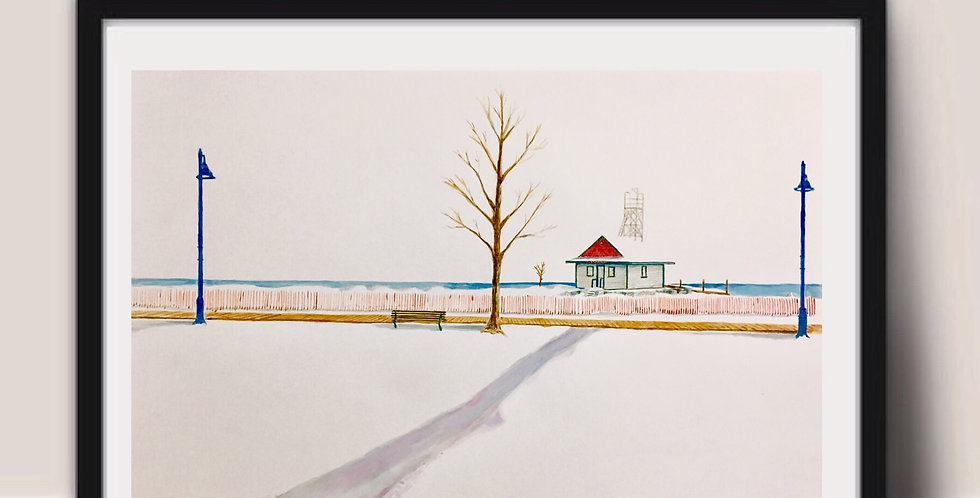 Leuty Cold Winter print