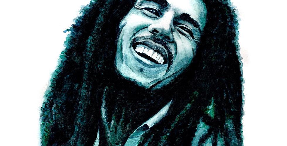 Bob Marley - Print