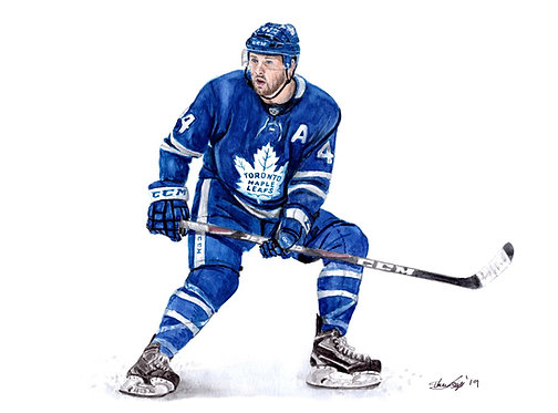 Morgan Rielly - Print