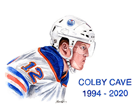 COLBY CAVE TRIBUTE I - ORIGINAL - N/A