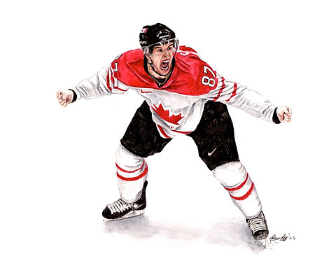 SIDNEY CROSBY - ORIGINAL
