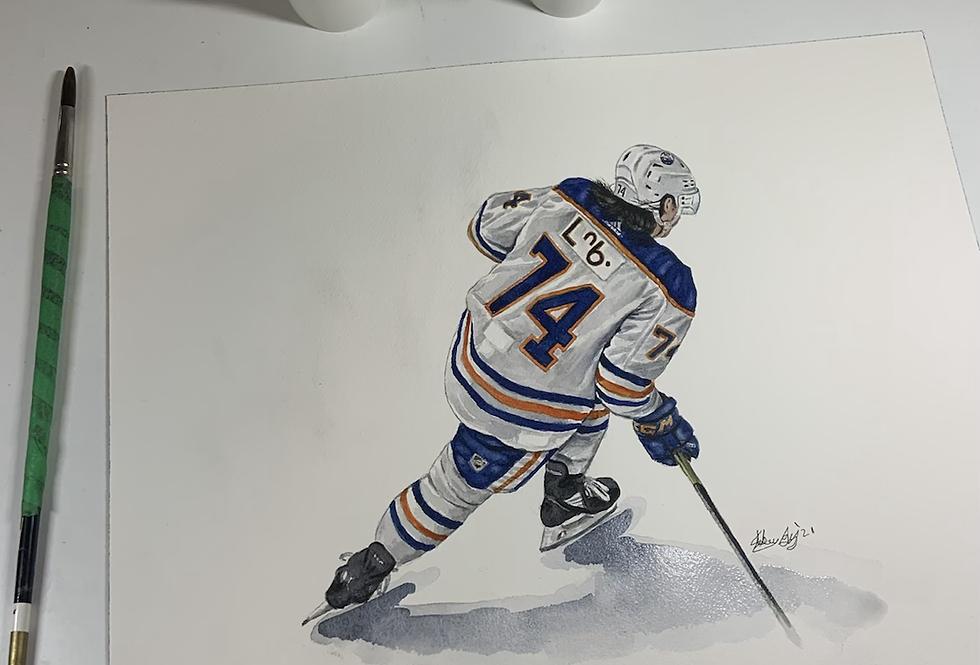 Ethan Bear - Print